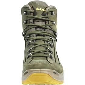 Lowa Renegade GTX Mid Shoes Women, reed/honey